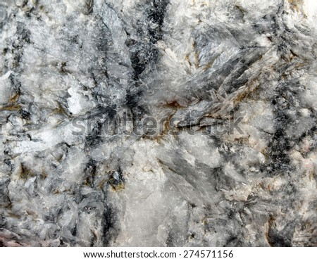 background mineral - stock photo