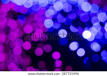 Background of  Blue and Purple Light - stock photo