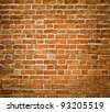 Background of brick wall texture - stock