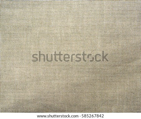 Background of canvas fabric - mat