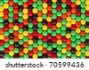 Background of colorful candies coated chocolate sweets - stock photo