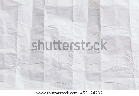 Background of Drawing Paper, White Color Full Screen
