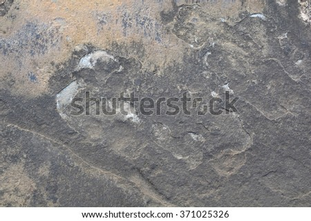 Background of grungy textured wall - stock photo