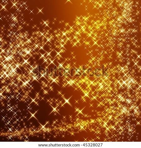 background of light -Computational graphic - stock photo