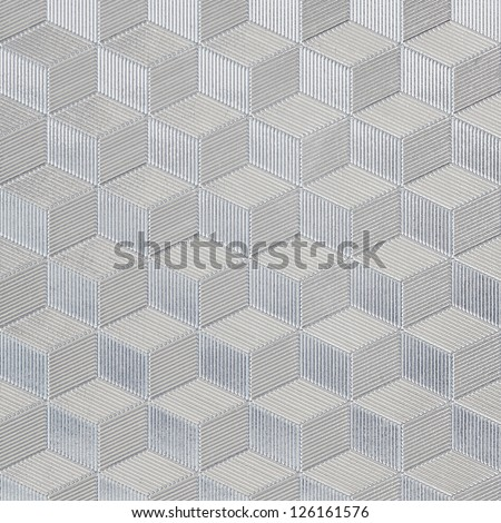 Background of metal - stock photo