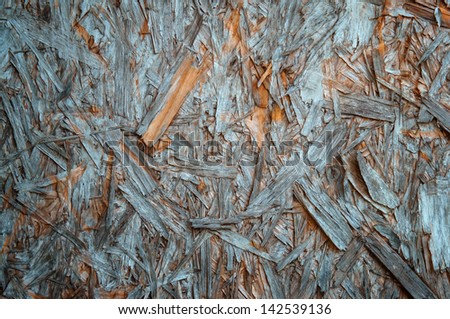 background of plywood. - stock photo
