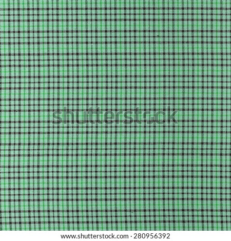 Background of scott pattern textile , fabric texture