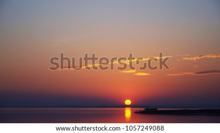 stock-photo-background-of-sky-at-sunset-