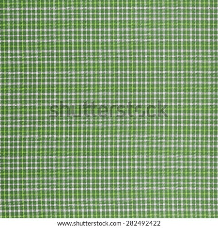 Background of textile scott pattern , fabric texture