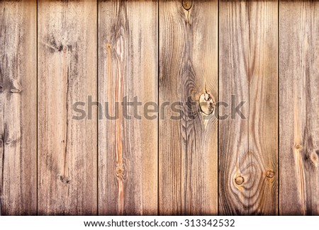 Background of wooden boards texture - stock photo