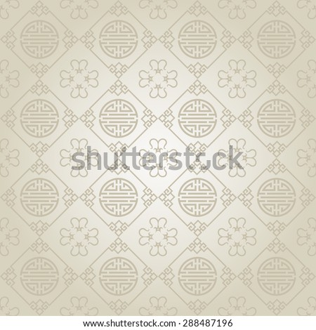 Background pattern. Asian style texture: Chinese, Japanese, Indian. Geometric pattern. Modern wallpaper for your design. Wallpaper pattern. - stock photo