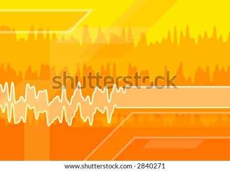 Background. Raster version - stock photo