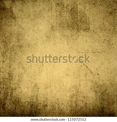 background - rusty old-fashioned with space for your design - stock photo