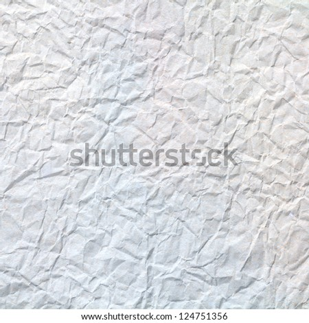 Background square crumpled for scrapbook - stock photo