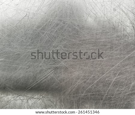 Background steel aluminium texture - stock photo