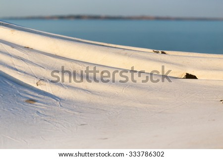 background Tent Camping - stock photo