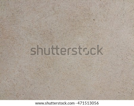 Background texture of brown smooth cement floor