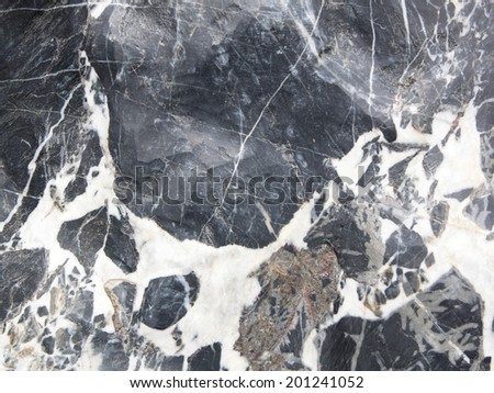 Background texture of marble slab with cracks old natural stone slabs. - stock photo