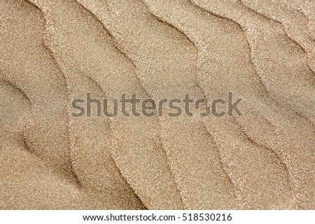 Background texture of sand dune