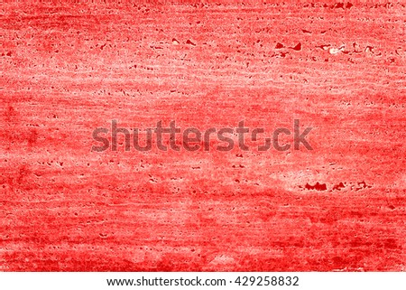 Background texture of scratches, red.