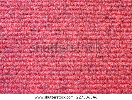Background texture of the fabric carpets. - stock photo