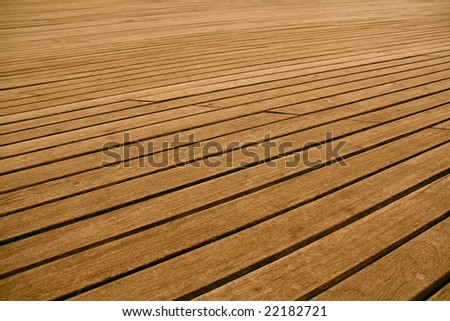 background texture of wooden boards - stock photo