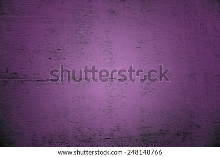 Background, texture. Old cracked plate, purple - stock photo