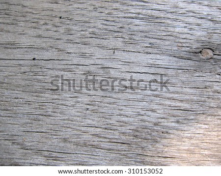Background, texture, old gray plank