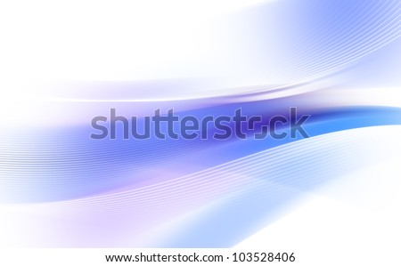 Background with lines and motions blur - stock photo