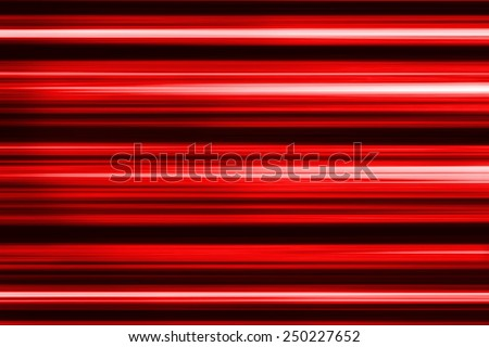 Background with red and black abstract glowing lines. - stock photo
