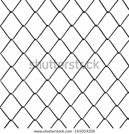 Background with soccer goal net