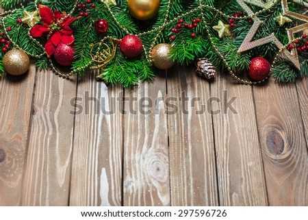 Background, wood, green.