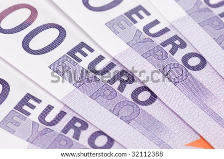 Backgrounds of euro