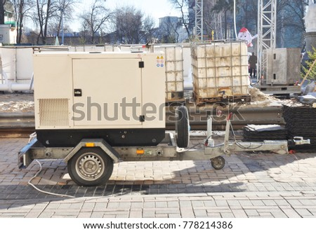 Generator Stock Images Royalty Free Images Amp Vectors