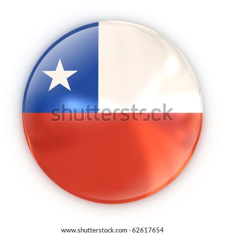 badge - flag of Chile