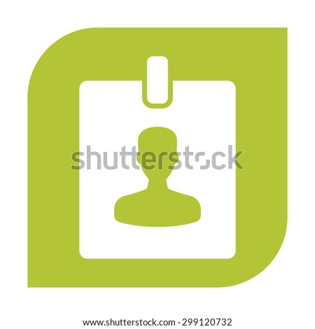 Badge icon - stock photo