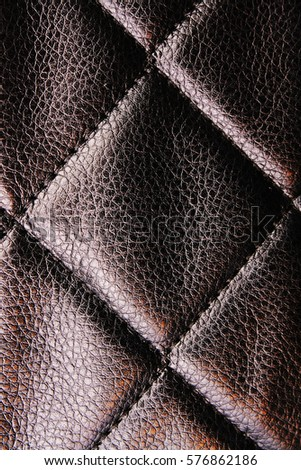 Black Quilted Wallpaper Stock Images, Royalty-...