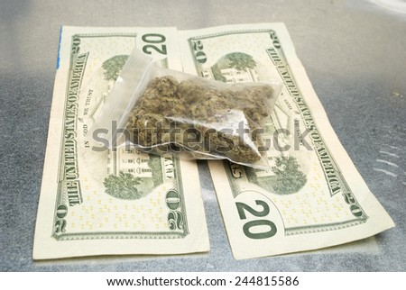 Bag of Weed, Marijuana