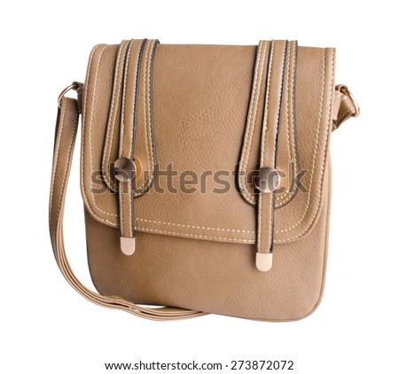 bag. women bag on background. women bag on a background - stock photo