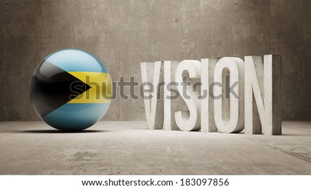 Bahamas High Resolution Vision Concept