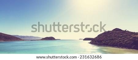 Baja California - stock photo