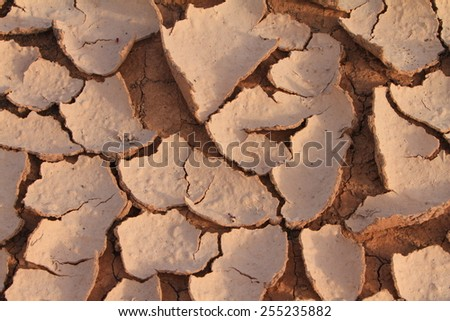baked earth
