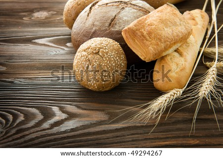 Bakery Bread border