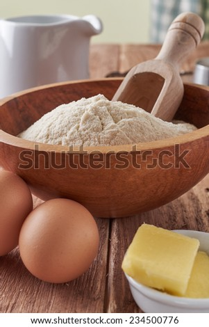 Baking - stock photo