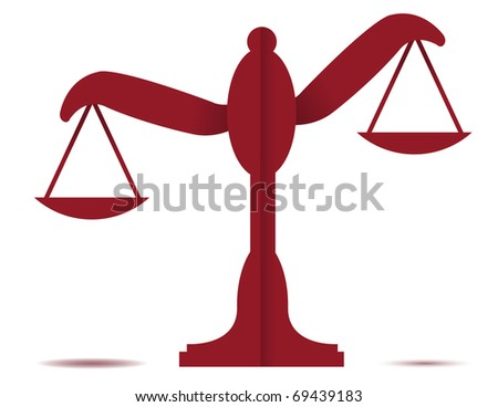 Balance Theme - stock photo