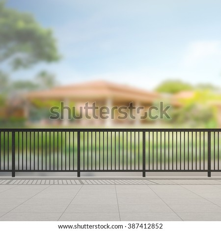 Typical modern new office college school stock photo for Exterior background