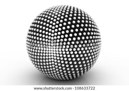 Ball - stock photo