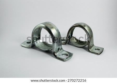 Ball bearing Cage unit isolated   - stock photo