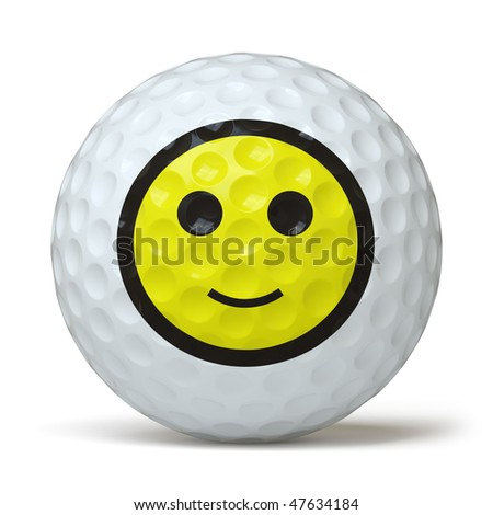 ball for golf on a white surface. In my portfolio there is collection of pictures of sport themes. You only enter IN a SEARCH the Photographer Name: PAVEL IGNATOV and keyword: SPORT