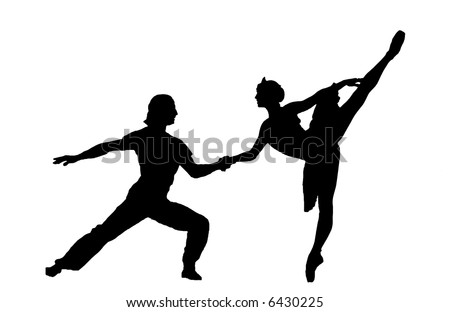 Balletic illustration